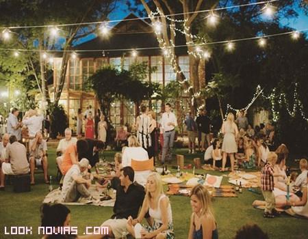 bodas de noche originales