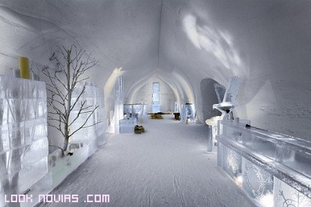 Celebra tu boda en el hielo