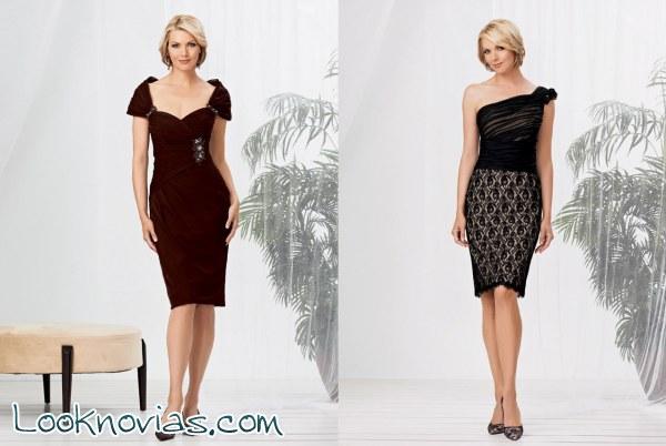 Vestidos cortos Caterina by Jordan