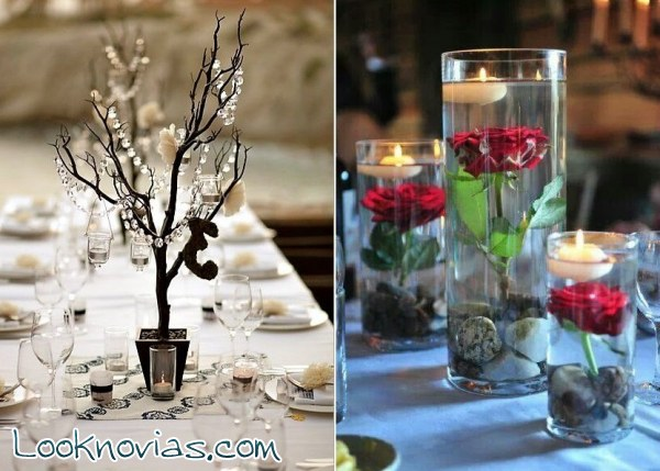 centros de mesa originales para boda imagui
