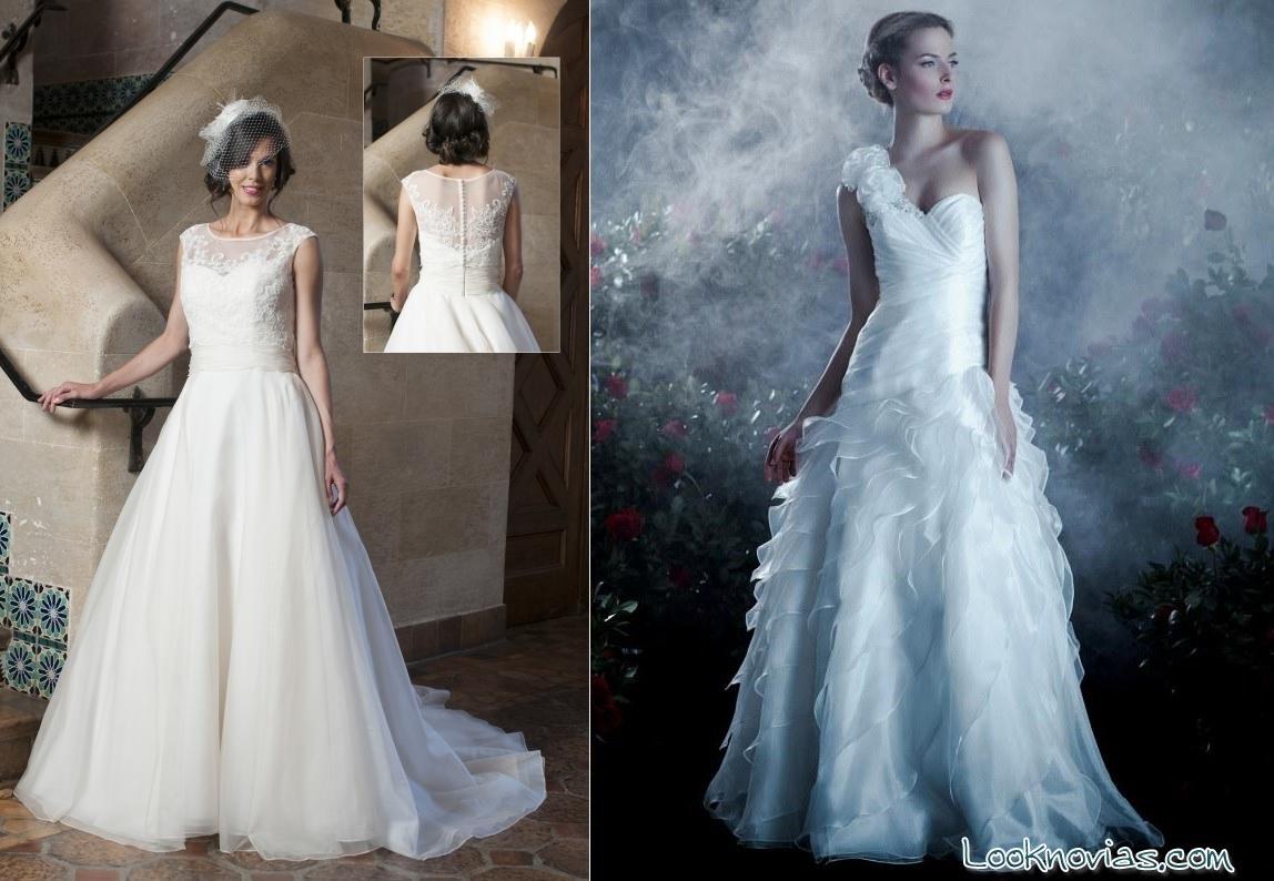 colección anjoline bridal