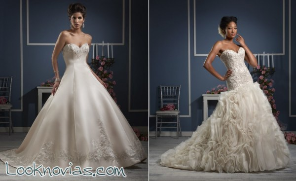 Novedades muy elegantes de Bonny Bridal