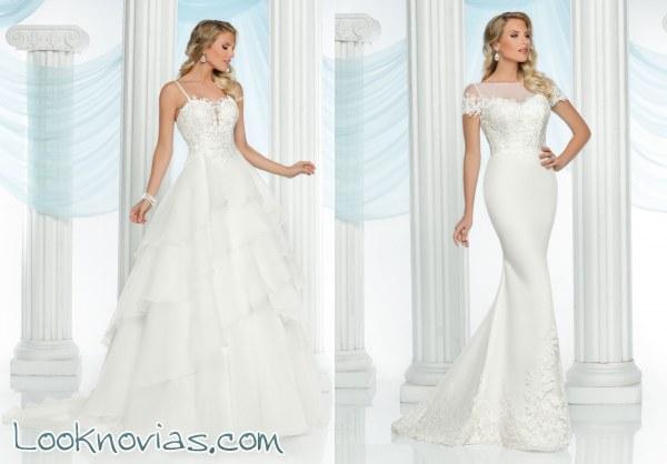 Nueva y romántica colección Da Vinci Bridal