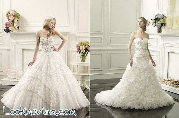 Val Stefani y sus vestidos joya
