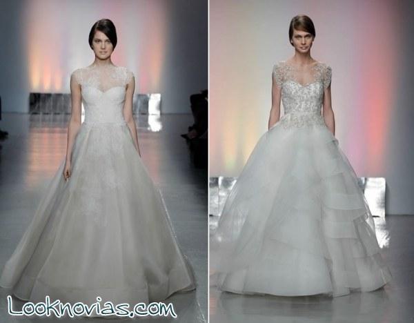 Rivini 2015 llega con novedades en los vestidos