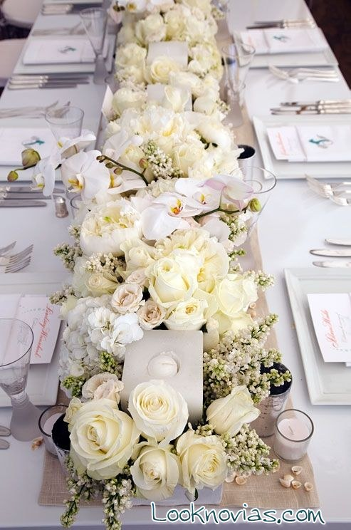 Colores pastel para boda