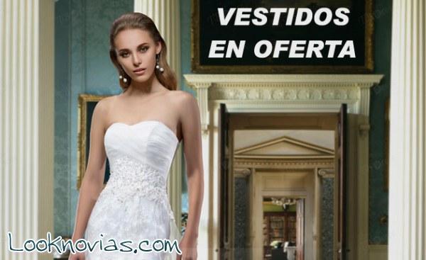 Vestidos de novia a un precio increíble