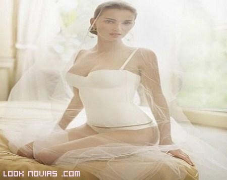 Lencería para novias románticas, La Perla