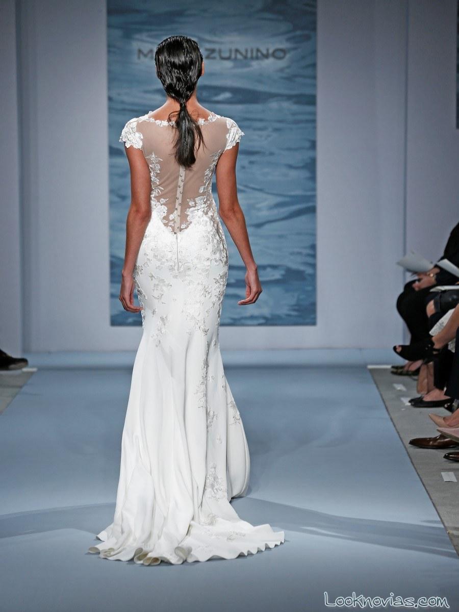 Los mejores vestidos de Mark Zunino
