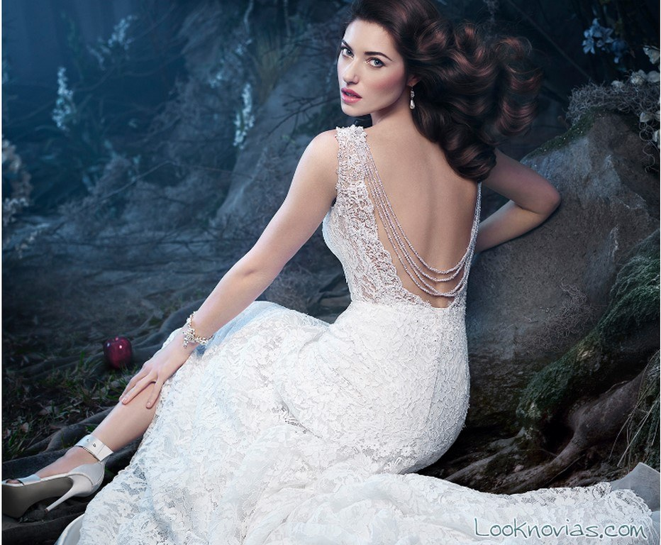 escotes vestidos novias kenneth winston