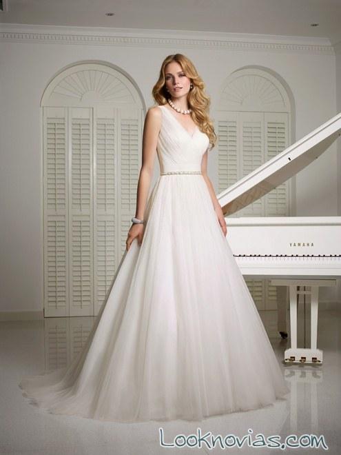 falda de tul para vestidos de novia
