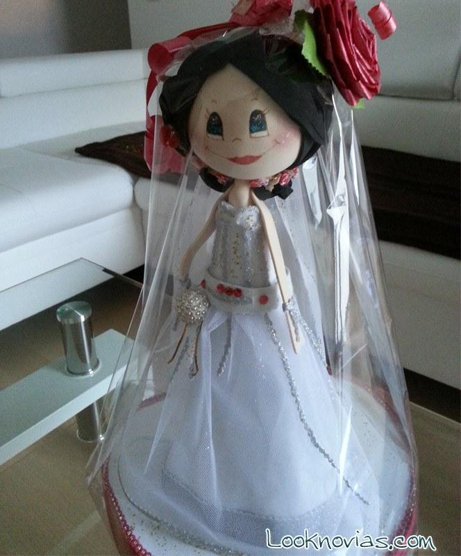 Fofucha de novia