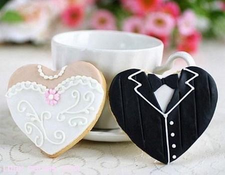 Galletas originales para tu boda - Cosas para preparar una boda ...