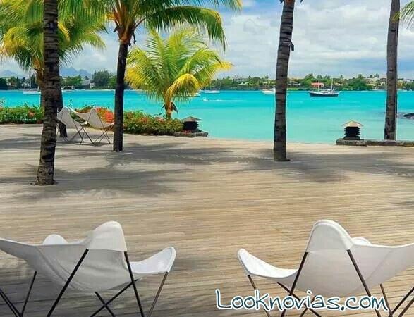 hoteles en isla mauricio