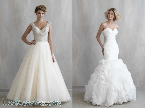 7 vestidos de novia impresionantes