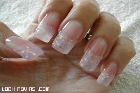 Manicure para novias originales