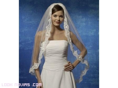 tendencias para novias 2012