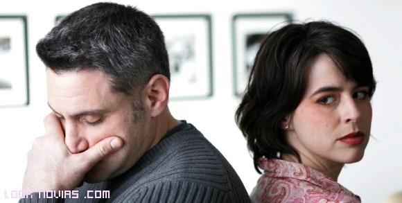 parejas jóvenes y divorcios