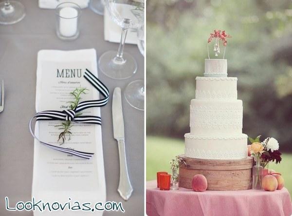 M s ideas para tu boda minimalista for Plantas para decoracion minimalista