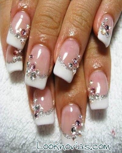 nail art original para novias