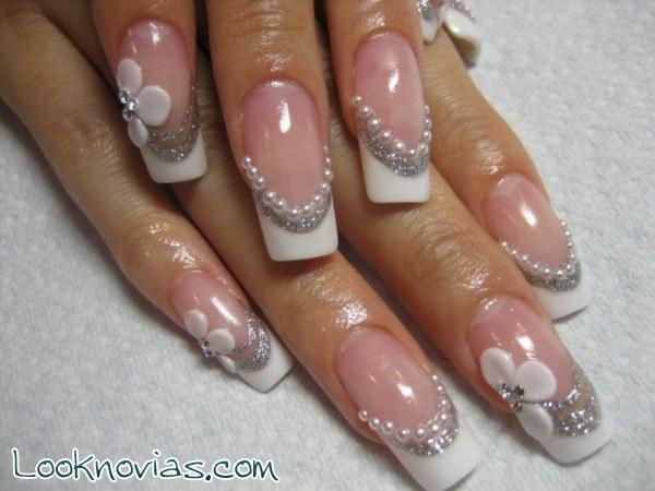 Original nail-art para novias