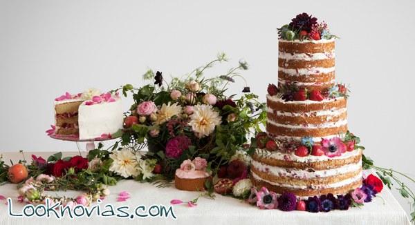 Stone Fox Bride nos muestra sus tartas nupciales