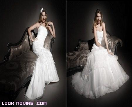 Vestidos blancos Pronuptia