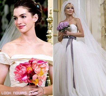 Peinados novias famosas fotos