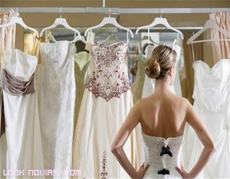 estilos de vestidos de novia