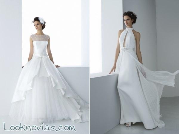 6 vestidos de novia Egó que te deslumbrarán