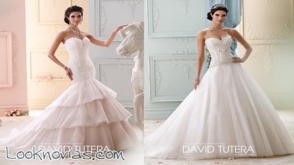 impresionantes los vestidos david tutera para mon cheri