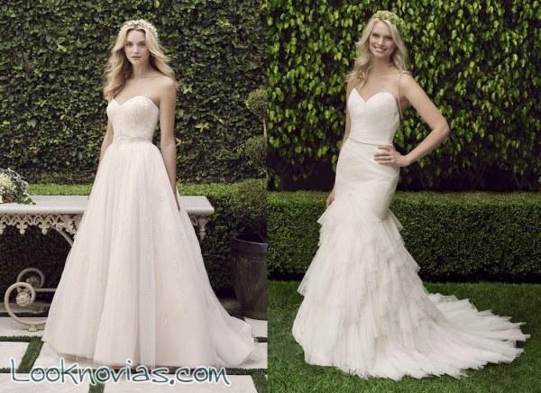 La casa blanca para vestidos de novia