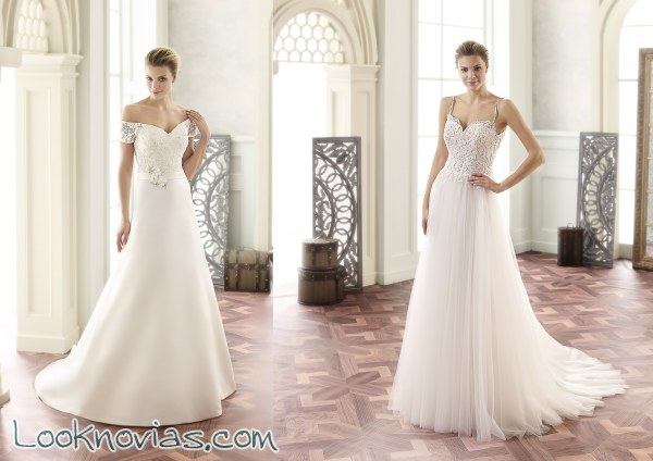 Una colección de novia con la que disfrutarás