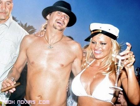 Boda Pamela Anderson