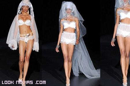 nuevas tendencias para novias