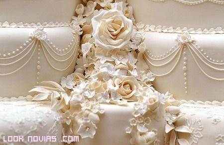 tarta exclusiva diseñada para boda