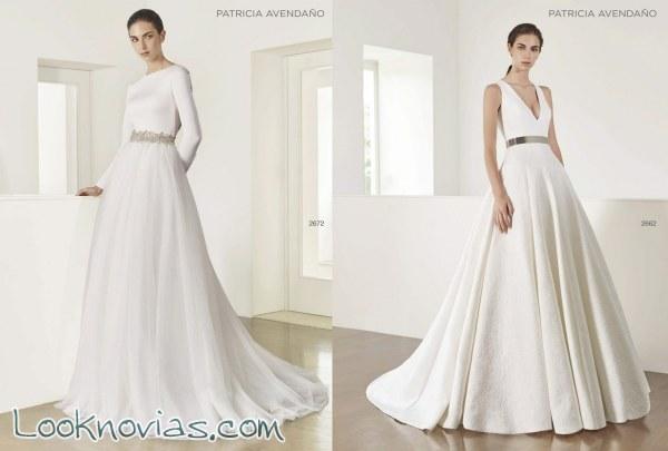 Nueva colección de Patricia Avendaño