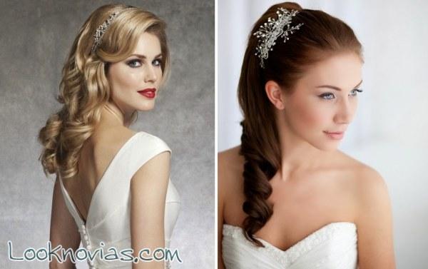 Peinados de novia que marcan tendencia este 2015