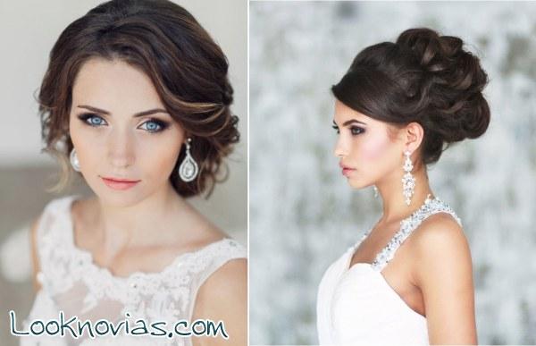 novias maquillaje y peinado
