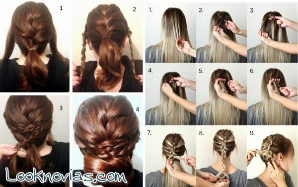Cuatro peinados inspirados en famosas para hacer tú misma