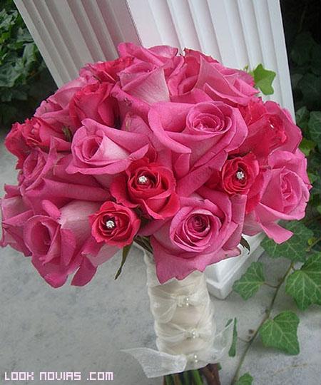 Las rosas para novia