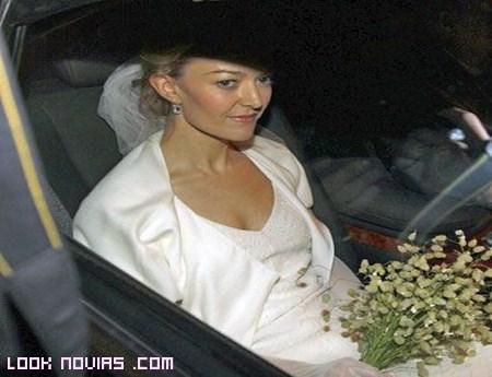 Recogidos de novias famosas