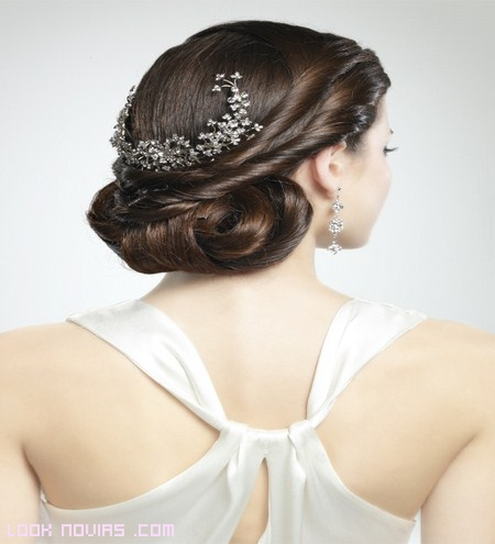 Peinados Llongueras para Novias