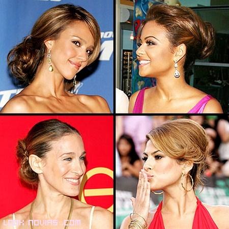 Inspírate en las famosas para elegir tu peinado