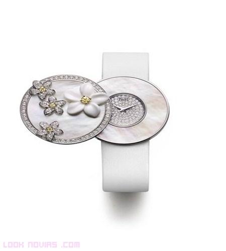 ¿Relojes para novias?