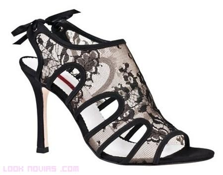 Zapatos de fiesta por Carolina Herrera