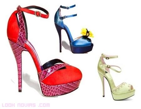 Zapatos elegantes Zoraide