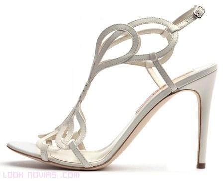 Zapatos Rupert Sanderson en líneas sencillas