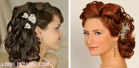 pelo suelto para novias moda llongueras