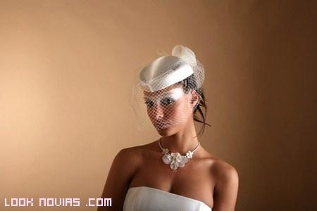 sombrero con rejilla clásica